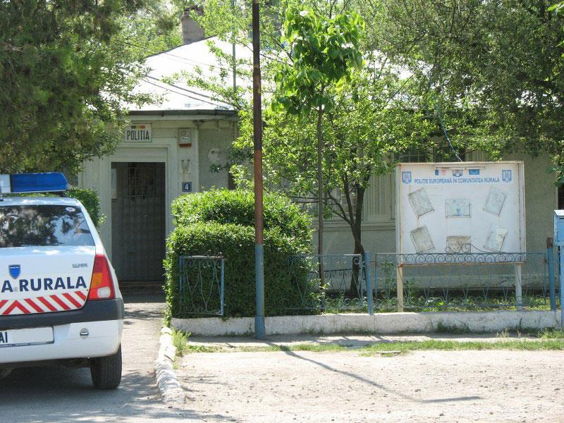 Post Politie comuna Sutesti